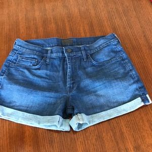 Mother shorts